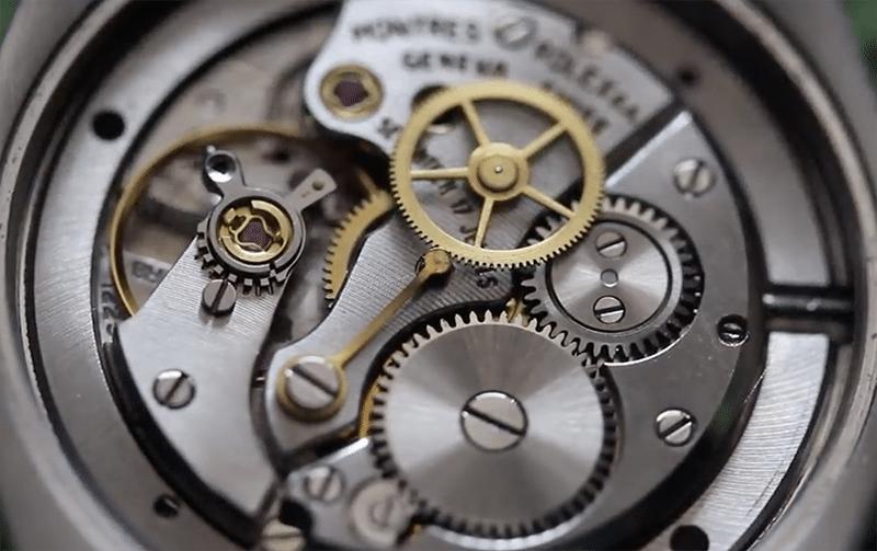 Calibro Rolex 1225 17 Rubini Carica Manuale (Osterdate Precision)