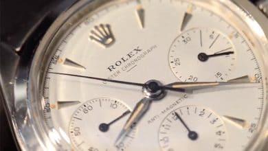 Rolex 6238 Chronograph