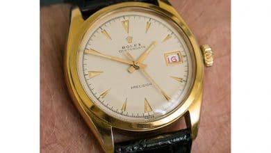 Rolex Precision Oysterdate