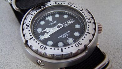 Seiko 007 Diver's Watch