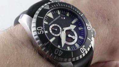 Girard Perregaux Sea Hawk Blu